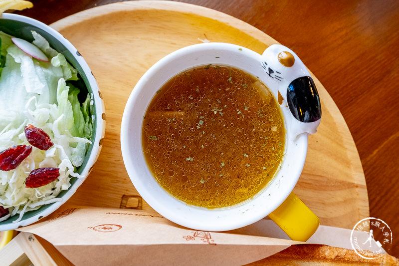 宜蘭羅東美食》日暮和風洋食館│和風烤飯糰早午餐推薦