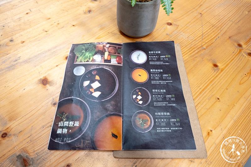 嘉義梅山美食》空氣圖書館AIR LIBRARY│山中夢幻美拍餐廳推薦+菜單價格