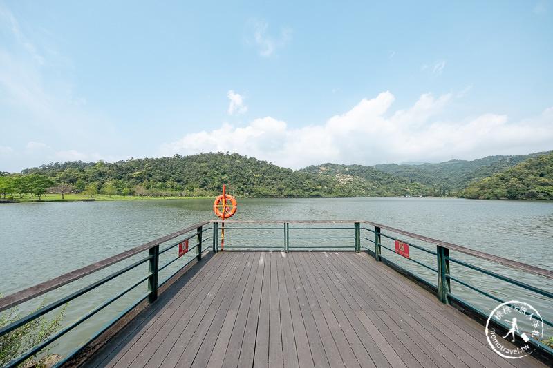 宜蘭礁溪景點》龍潭湖風景區│悠活環湖步道+大碗公溜滑梯