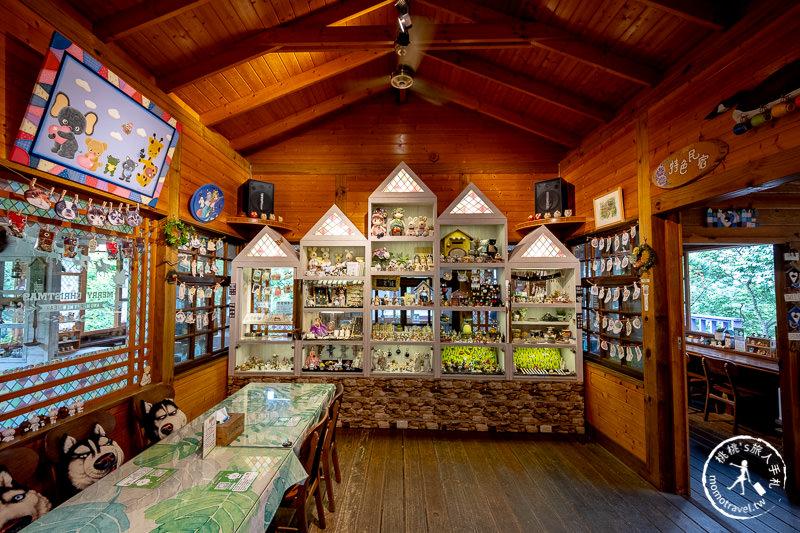 苗栗景點》南庄橄欖樹咖啡民宿│療癒店貓帶你走進童話小木屋+菜單價格