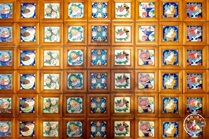 嘉義景點》臺灣花磚博物館│美的傳承。復興台灣老花磚