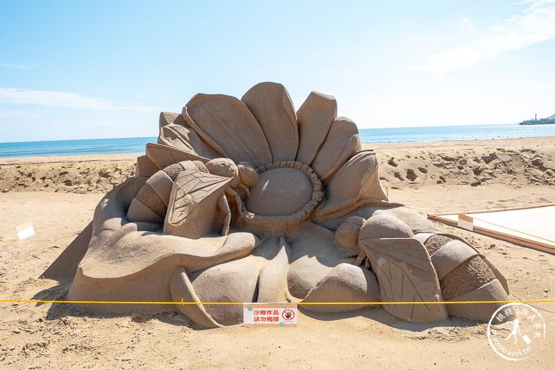 2020福隆國際沙雕藝術季-巨人的夢遊世界│日期.門票.開放時間.看點推薦