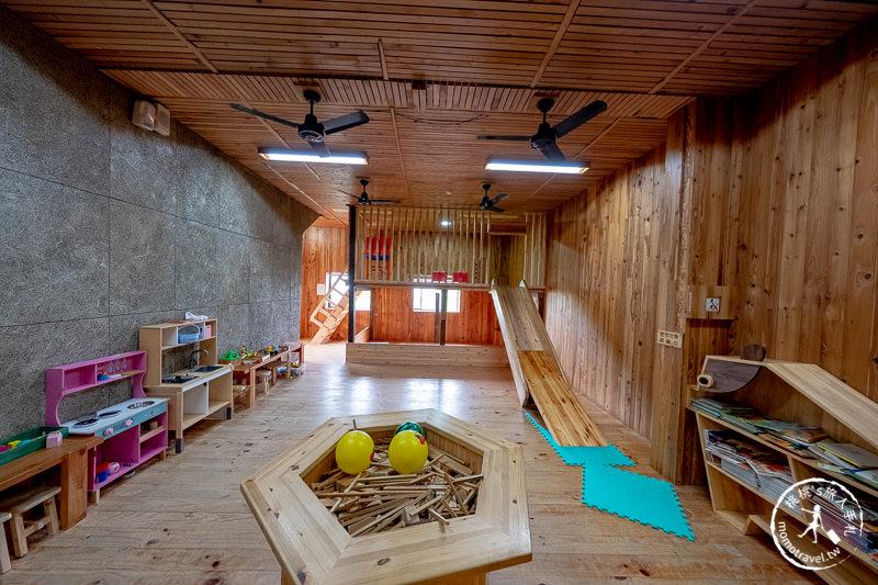 嘉義景點》愛木村休閒觀光工廠│有著檜木香氣的森林小教室