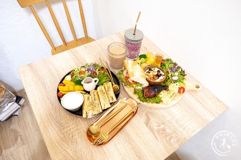 中壢早午餐》Couple 好食。好物│必點小法國帕尼尼 澎湃系菜單推薦