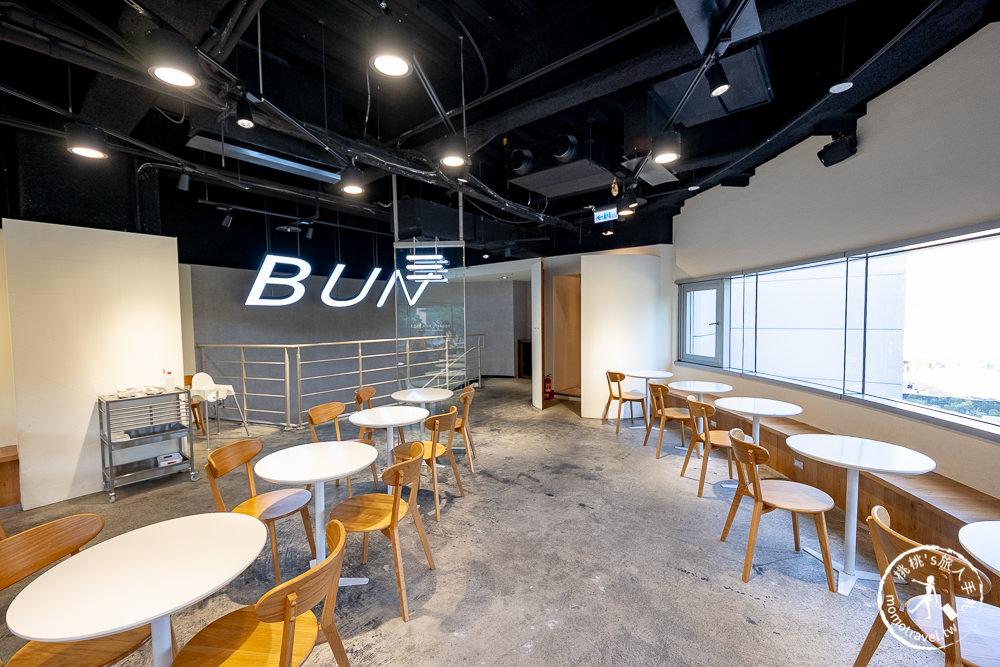 台中美食》Bun Bun棒棒 文心森林店│公園旁超美潛艇堡速食店