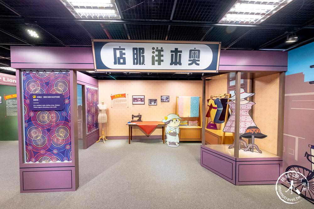 台北展覽》黃阿瑪相遇1920臺北市特展│來台北探索館穿越到100年前吧!