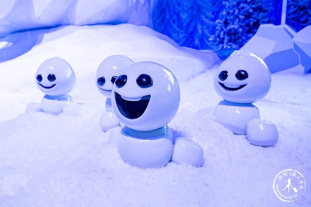 台北展覽》冰雪奇緣夢幻特展-巨大雪怪出現啦!│展場設施、購票票價、親子票優惠、周邊商品介紹