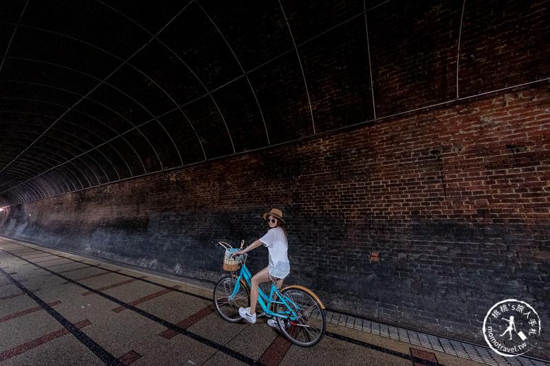 新北福隆景點》舊草嶺隧道 自行車道一日遊