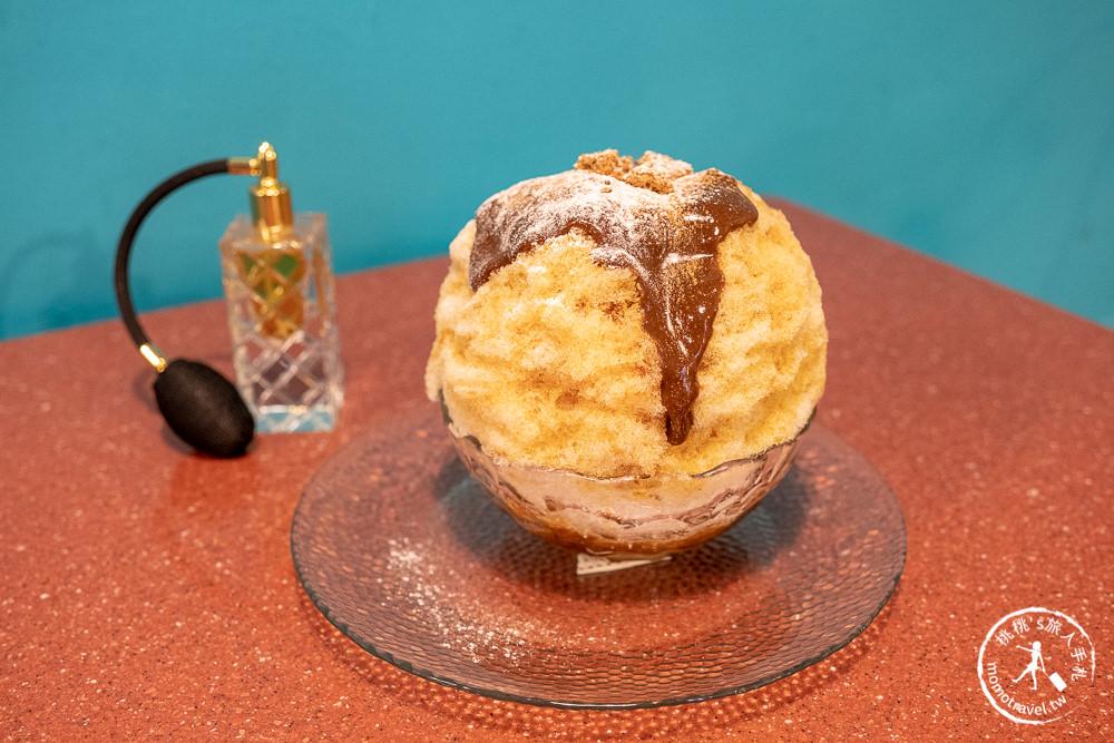 板橋美食》晴子冰室│懷舊日式刨冰+脆皮雞蛋糕 美味推薦 (近捷運江子翠)