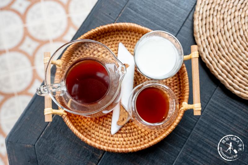 宜蘭礁溪美食》蒔花咖啡 田野間純白度假風下午茶推薦