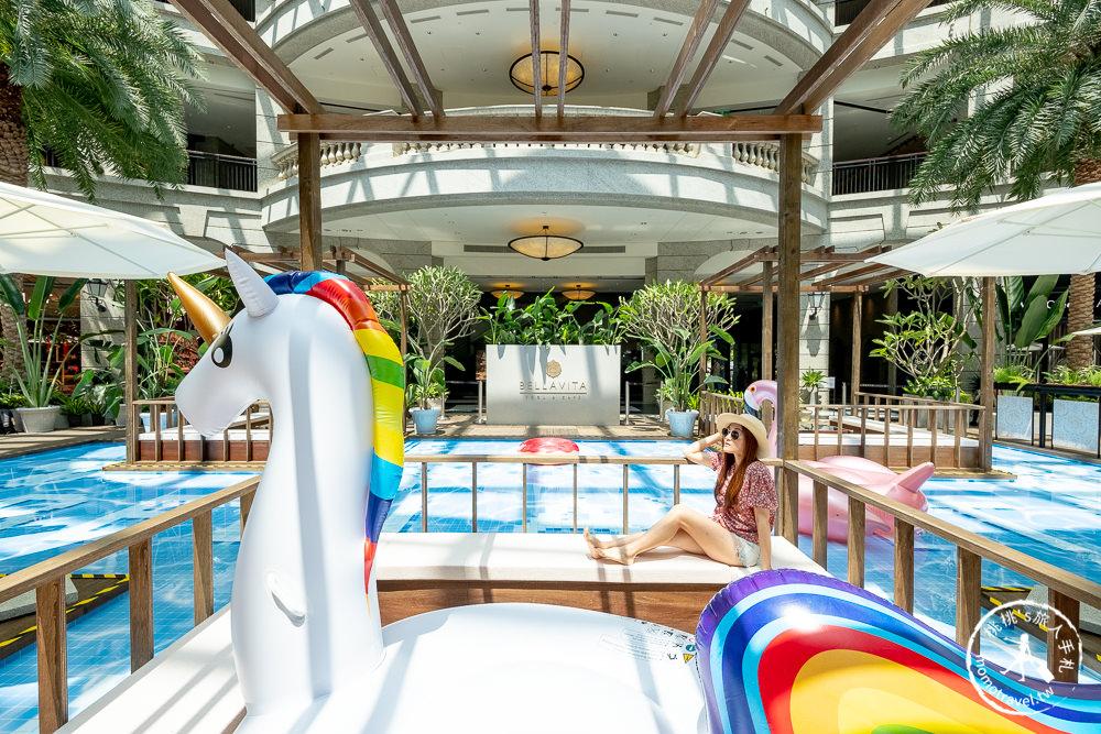 BELLAVITA寶麗廣塲》漫步寶麗渡假趣│海島泳池VILLA、草地星空露營 一次滿足!