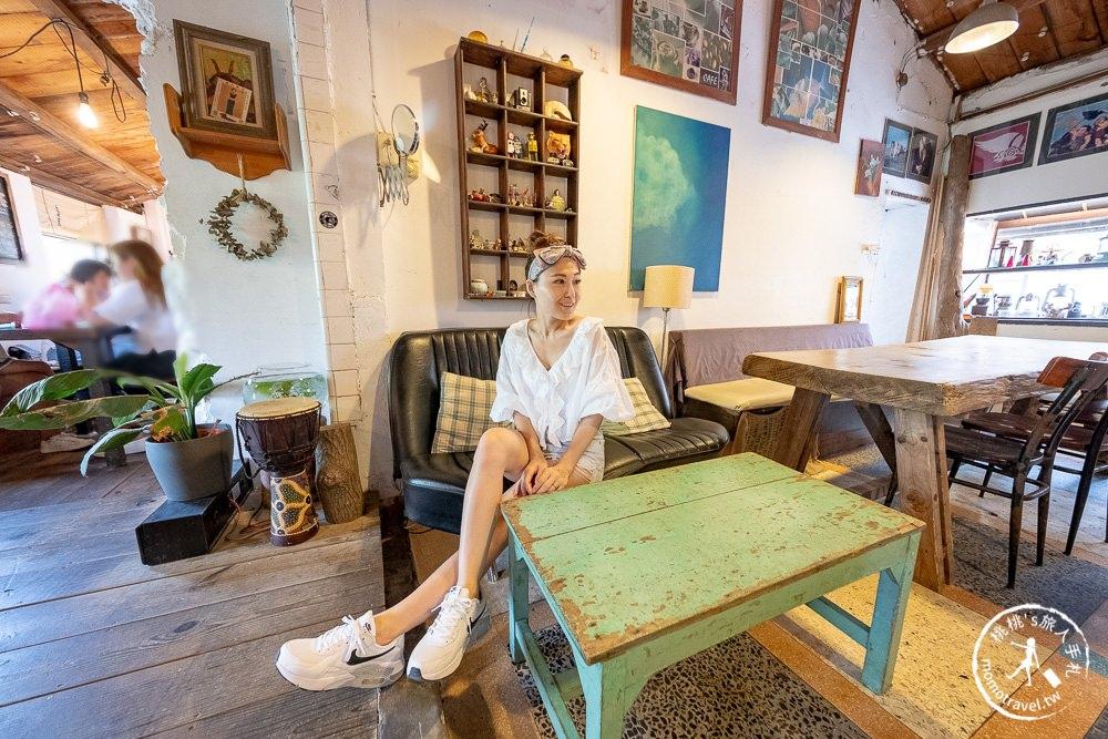 新北瑞芳美食》寬哥的關於咖啡│金瓜石水湳洞老屋義大利麵餐廳推薦