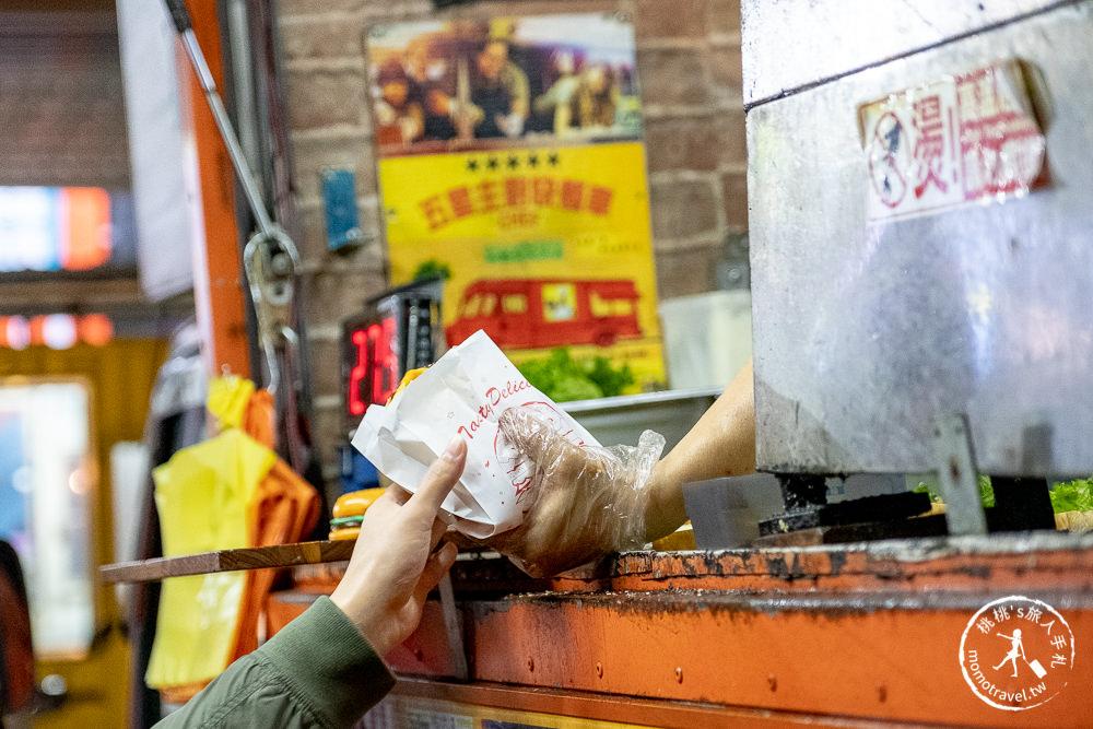 蔬食行動餐車》喬治素食漢堡│素食美式餐車始祖 全台夜市行程排隊秒殺(菜單.地點.推薦)