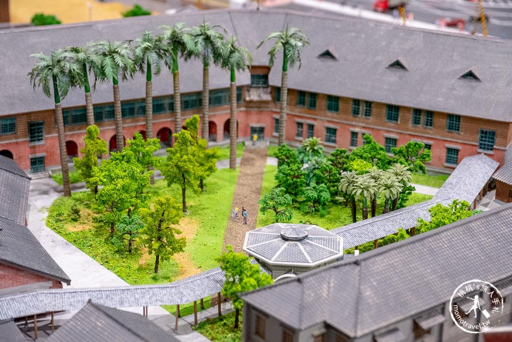 台北景點》國立台灣博物館 鐵道部園區(北門館)│老台北的回憶+鐵道迷的聖地 這裡必須去!