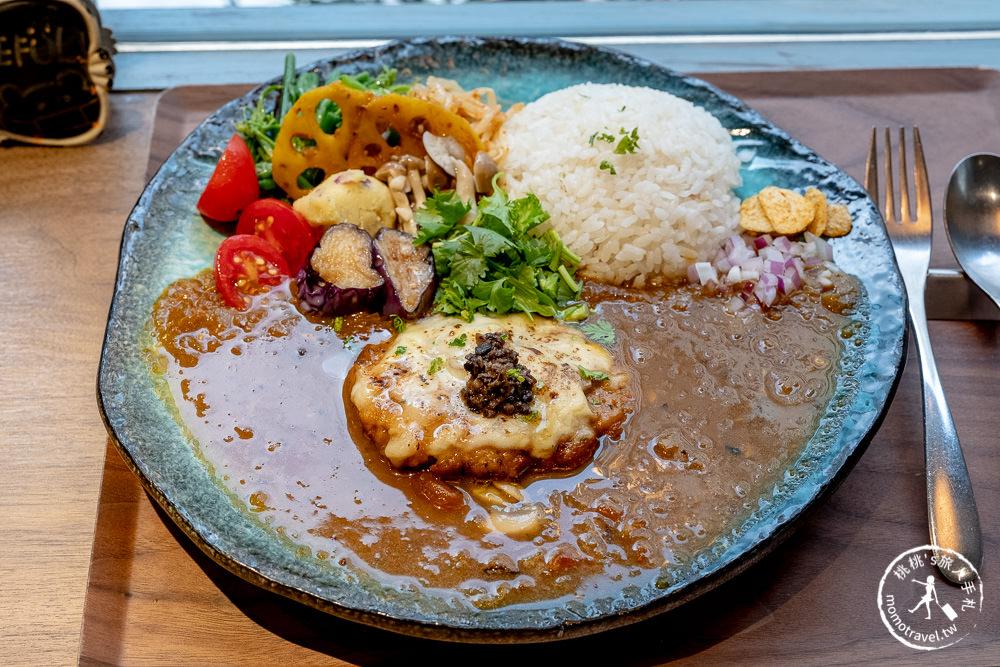 台北中山美食》稲町家香料咖哩│大阪系日式咖哩專門店 (可外帶)